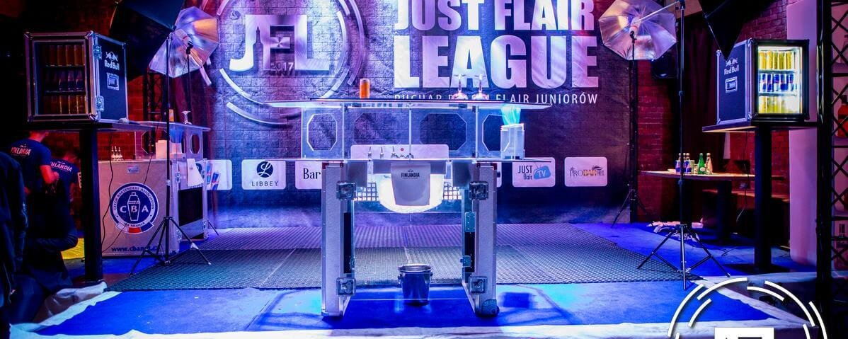Discover the Just Flair League for new bartenders in Poland