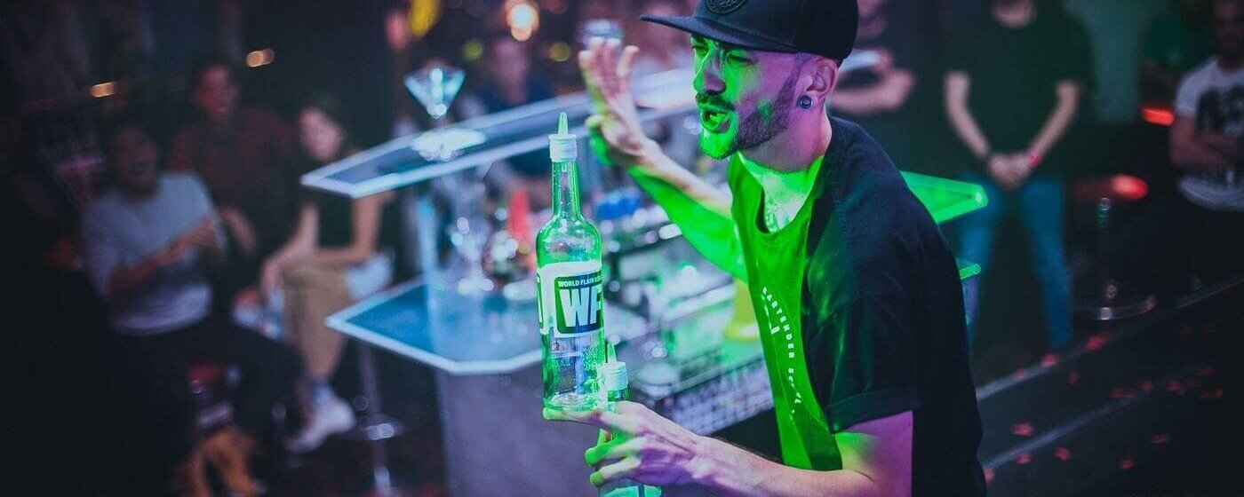 We asked some of the top flair bartenders which glass bottles they like to flair with and why…